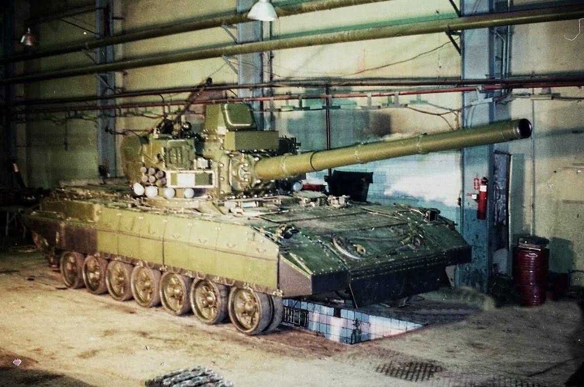 танк т95