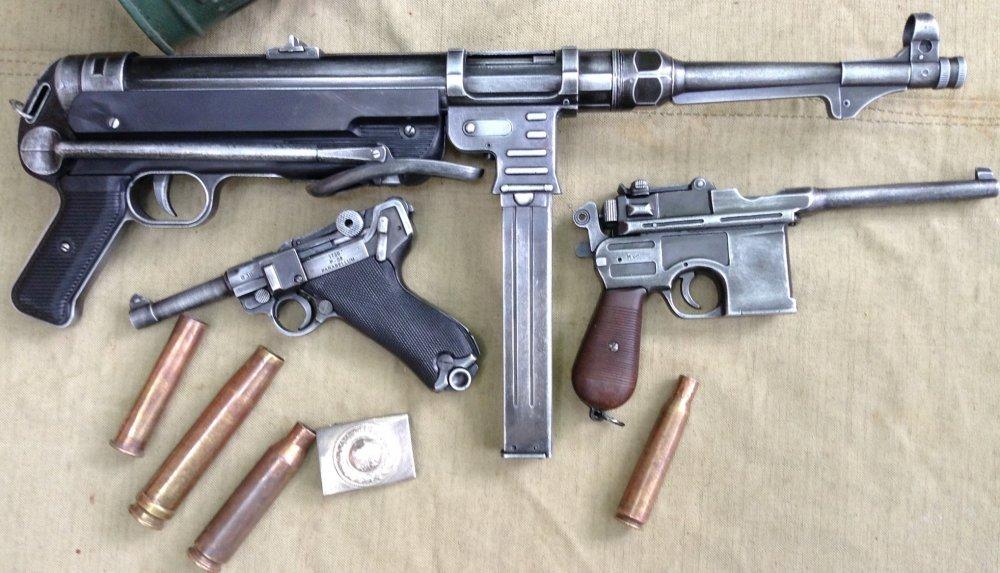 оружие 2 мировой войны