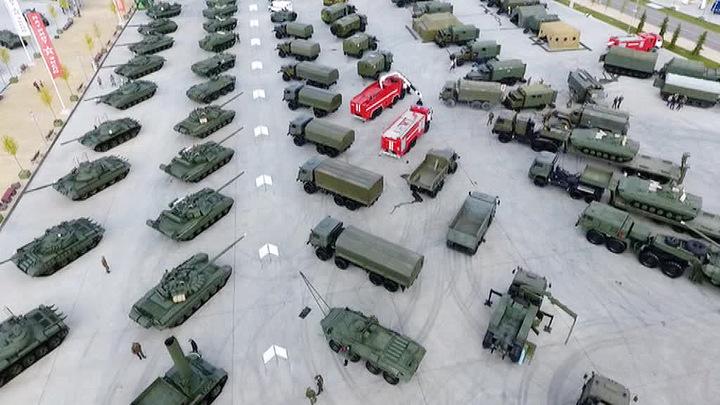 производители оружия в россии