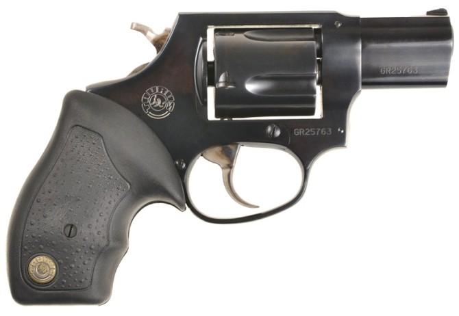 травматический пистолет таурус
