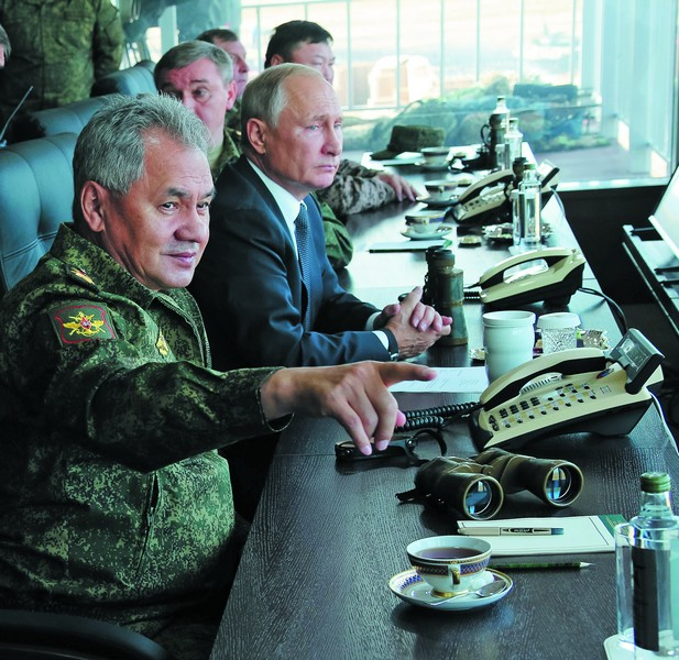 центр управления обороной