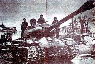 танки советского союза