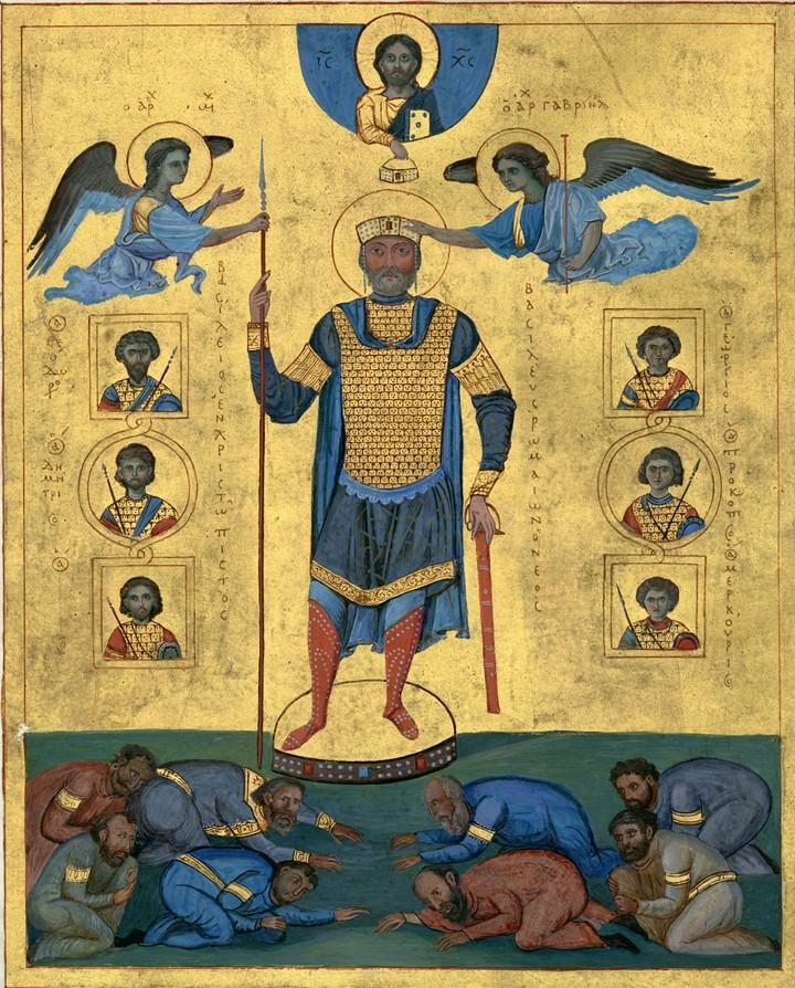 византийский император 6 века