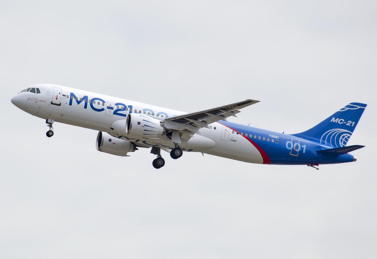 российское авиастроение