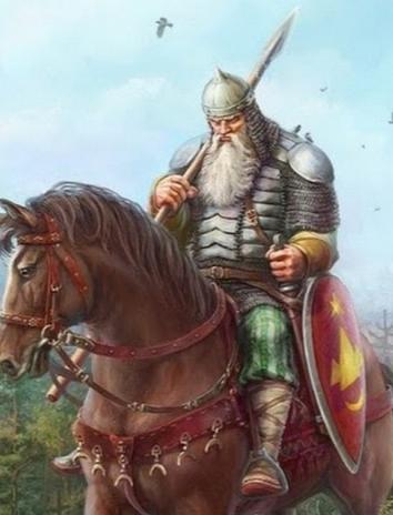 великие казахские батыры