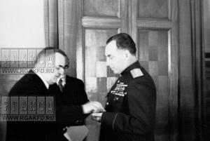 генерал антонов алексей иннокентьевич
