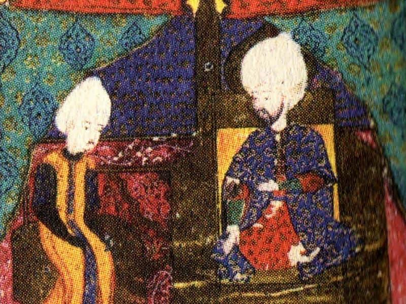 султан баязид 1