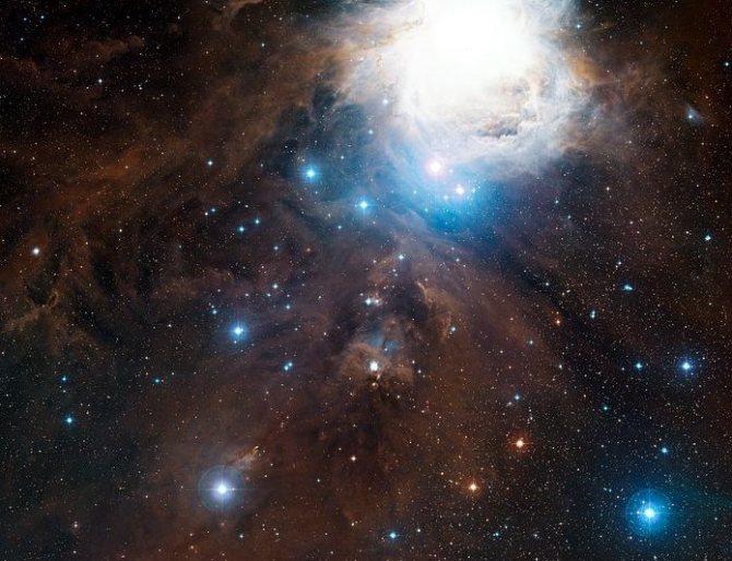 откуда берутся звезды