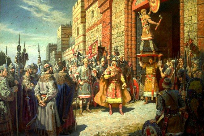 олег царьград