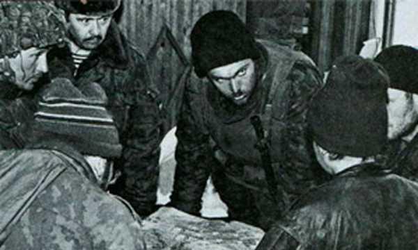 чеченская война глазами ее участников