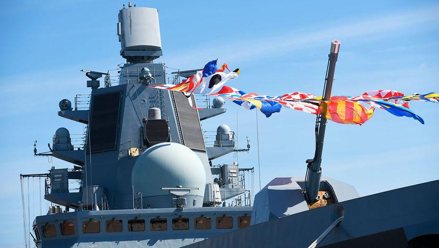 адмирал чабаненко корабль