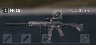 штурмовая винтовка hk416