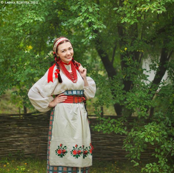 костюм украинки