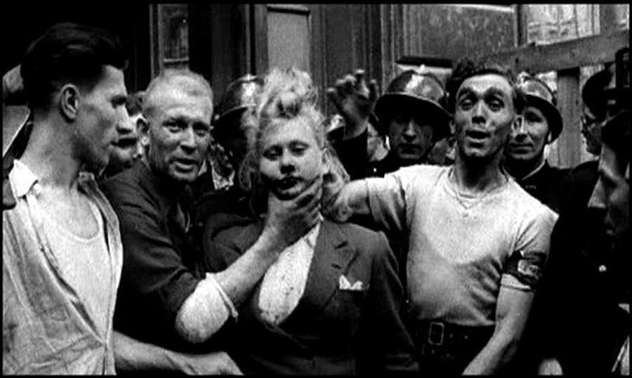 оккупация франции германией 1940