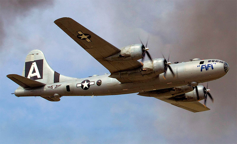 boeing b 29 superfortress