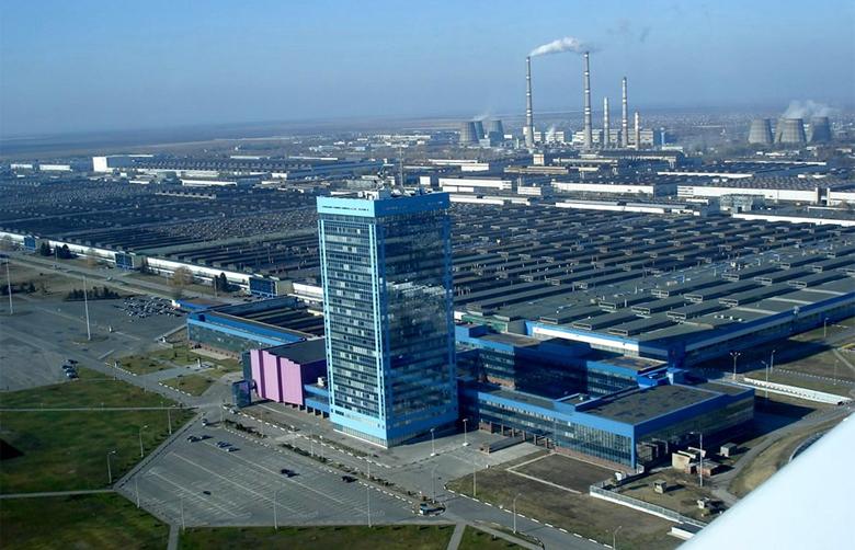 самый большой завод в россии