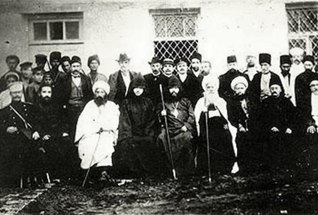 турецкий геноцид