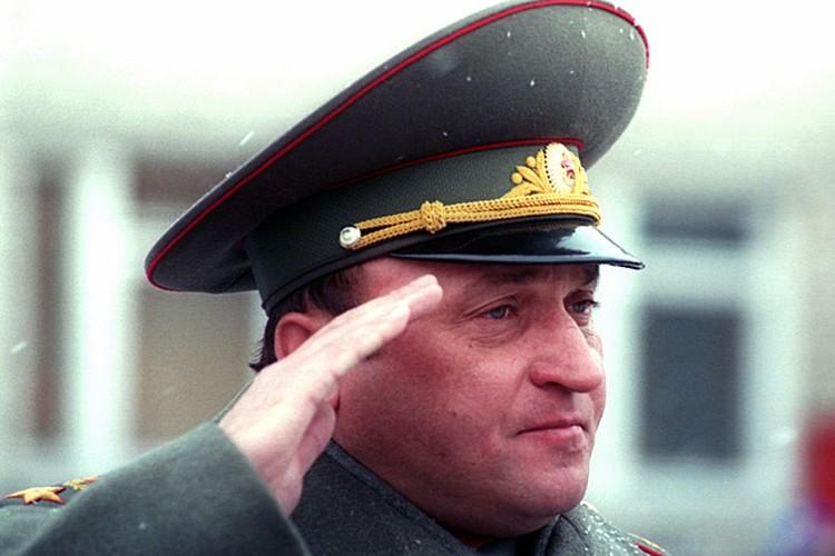 павел грачев министр обороны