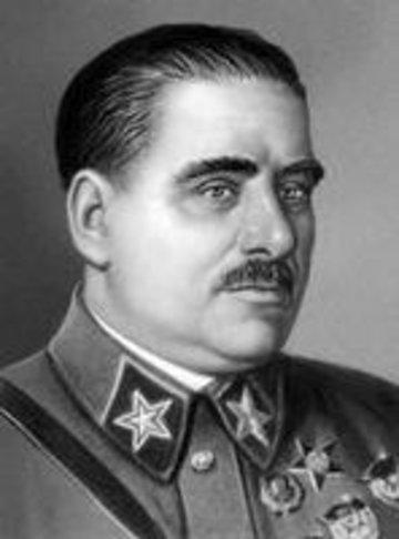 мерецков маршал