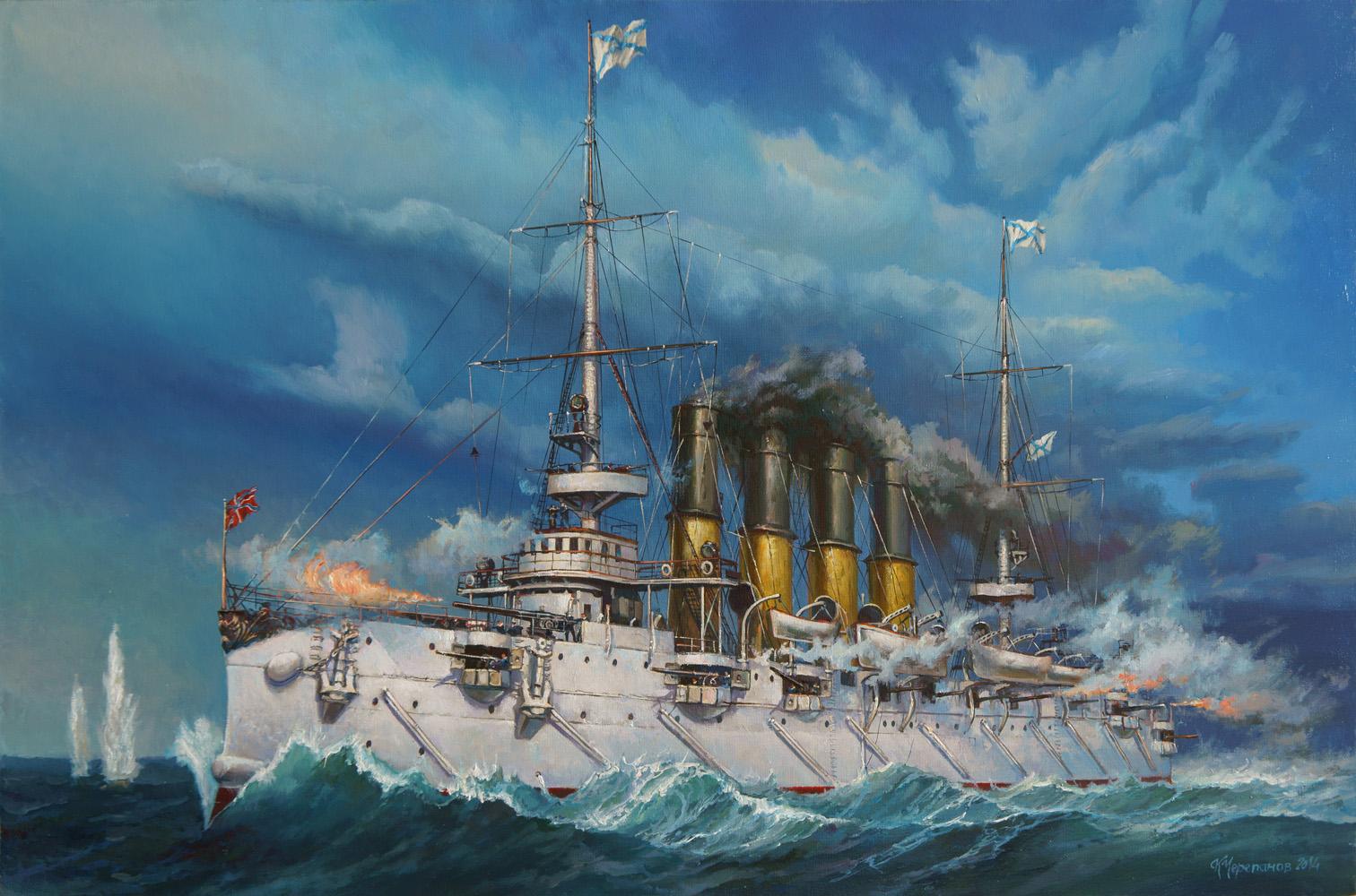 подвиг варяга в русско японской войне