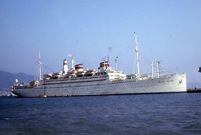 адмирал нахимов 1986