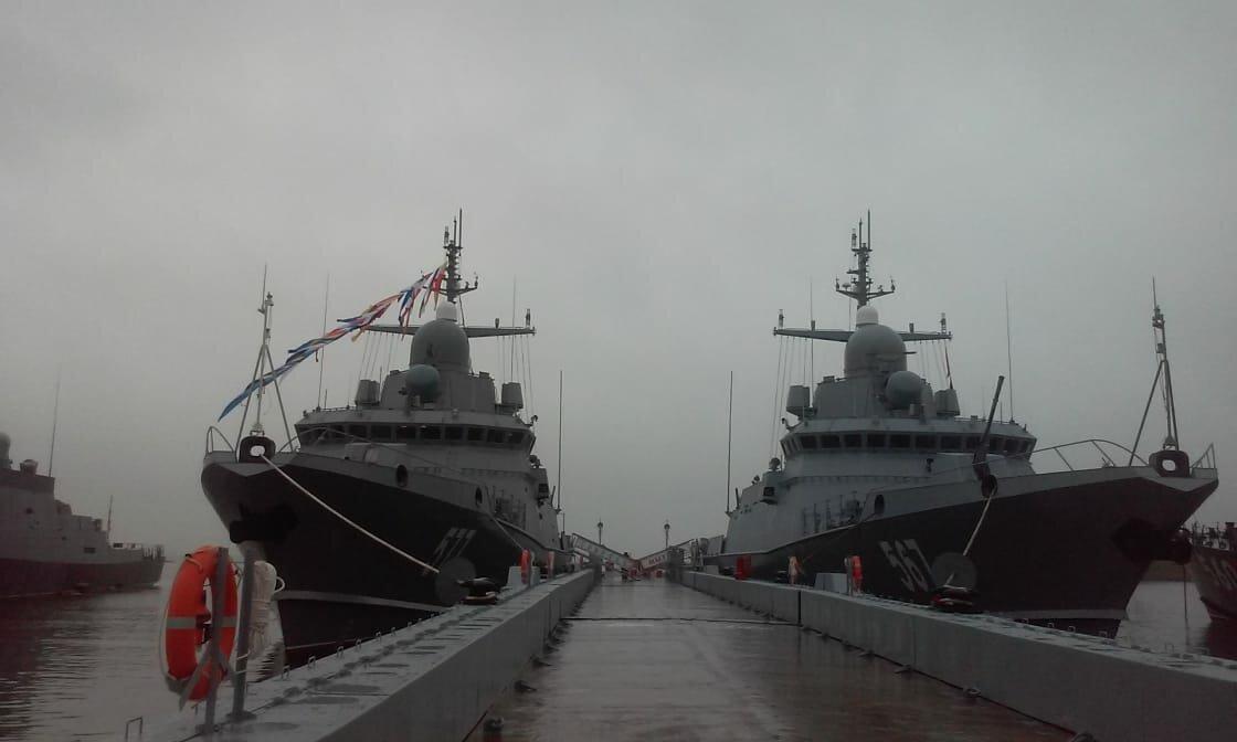 корабль каракурт 22800