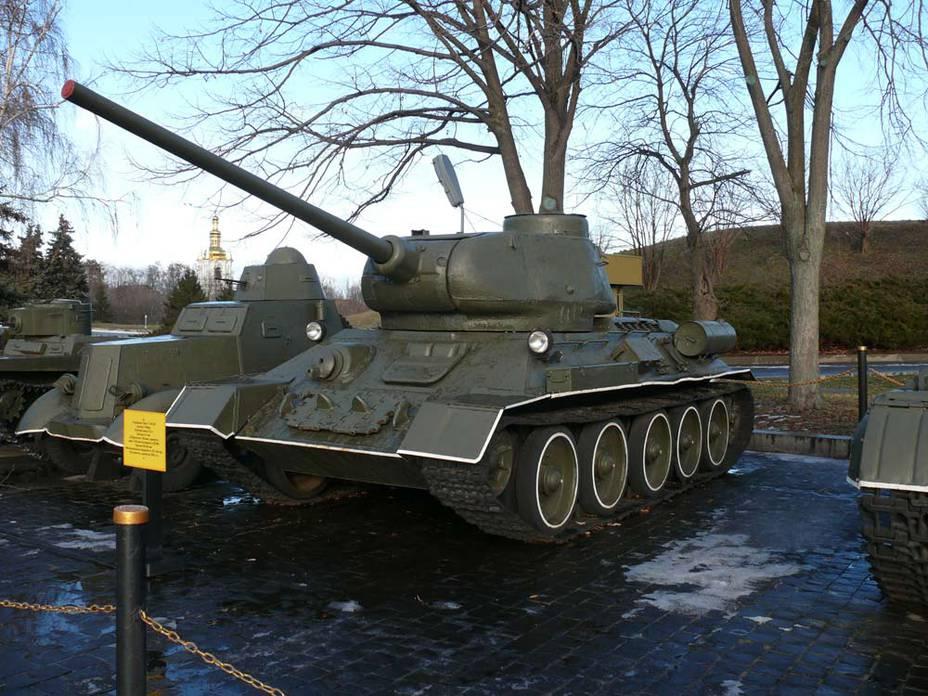 история советского танкостроения