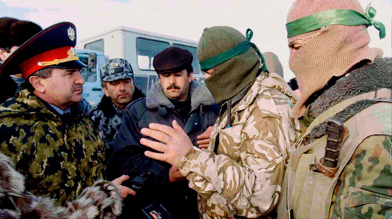 чеченские головорезы