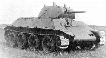 средние танки ссср