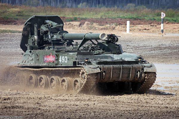 тюльпан артиллерийская установка