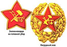 звания в советской армии до 1943