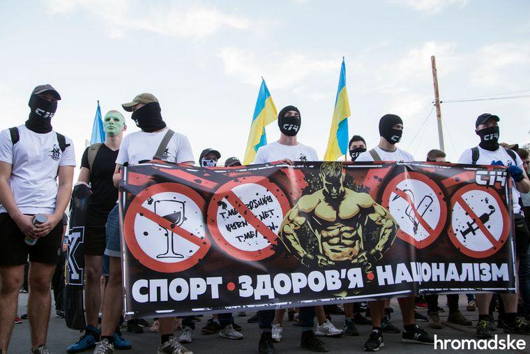 ультраправые в россии