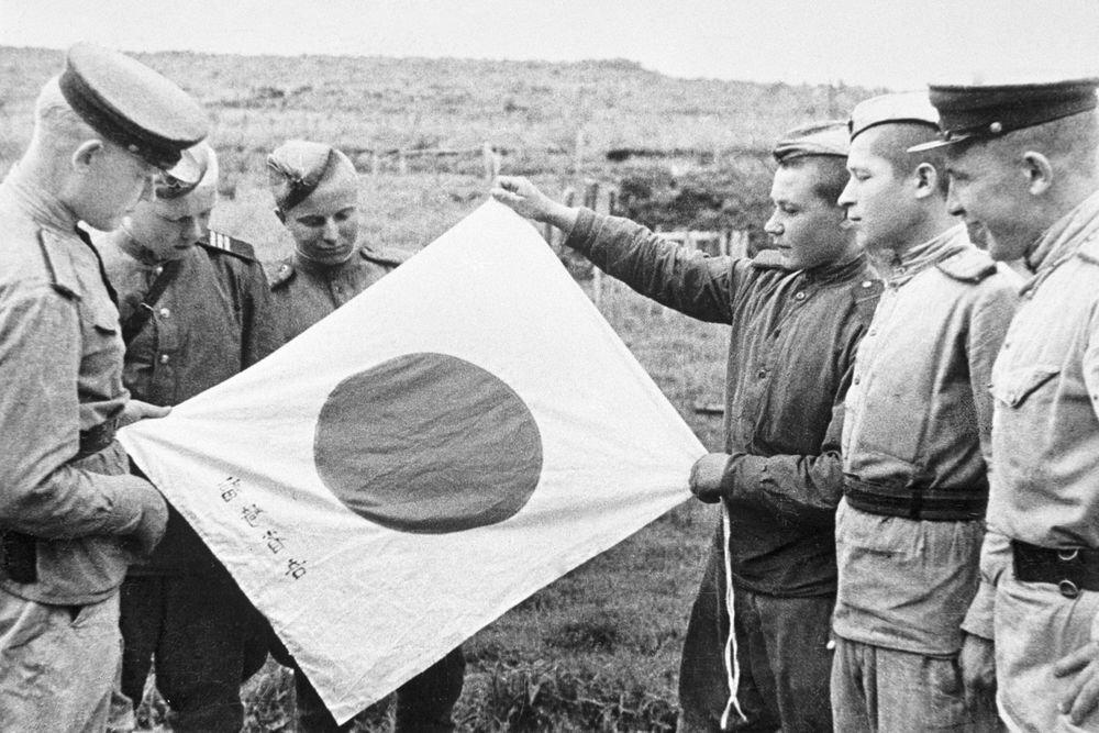 русско японская война 1944 1945