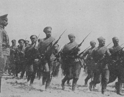 планы стран в первой мировой войне