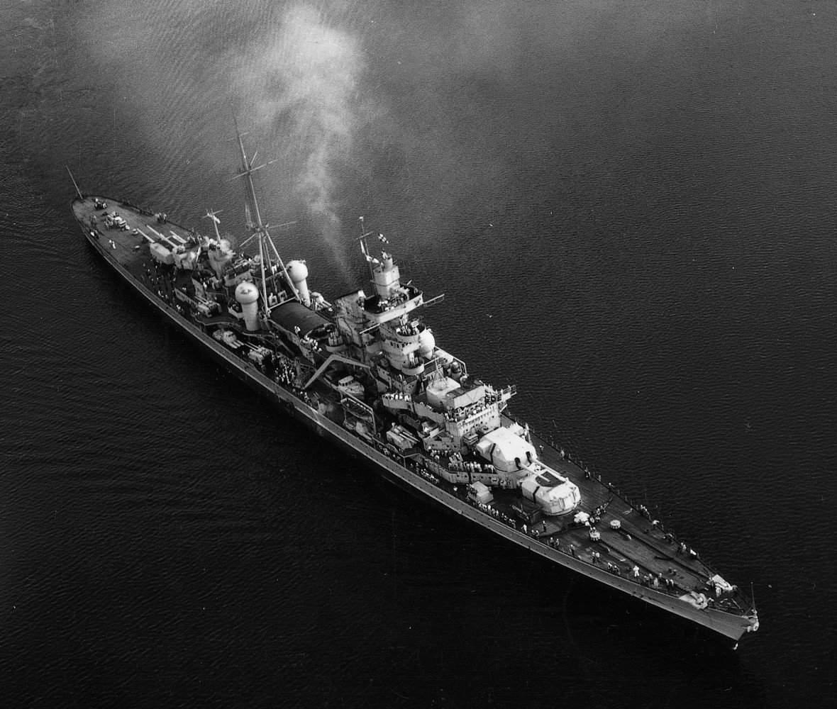 admiral hipper 1937
