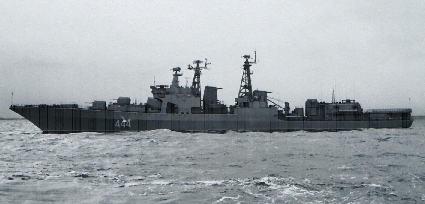 корабли проекта 1155