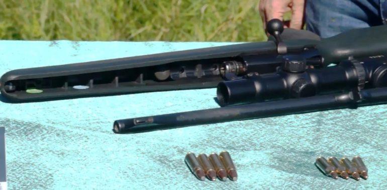 винтовка блейзер