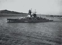 адмирал граф шпее корабль