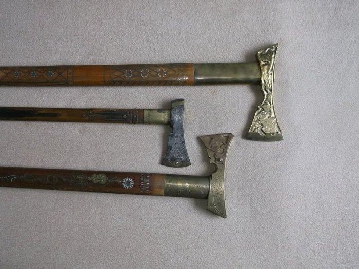 боевой топор викингов
