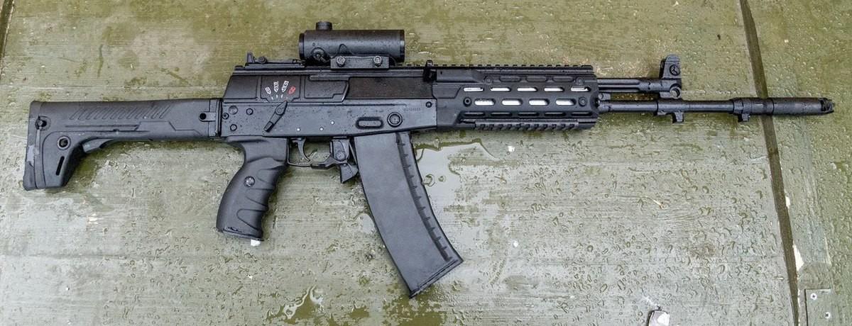 какое оружие разрешено в россии