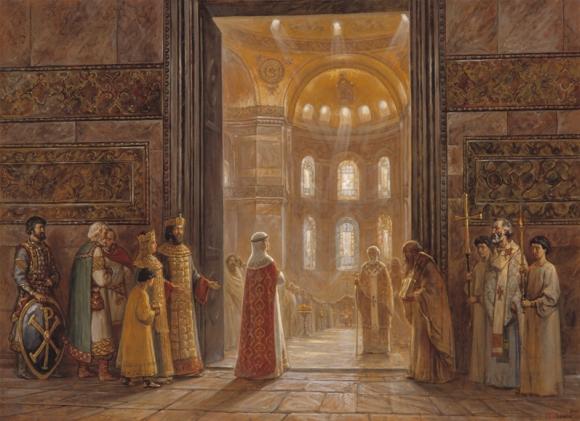 убийство князя игоря древлянами дата