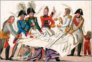 крах наполеоновской империи