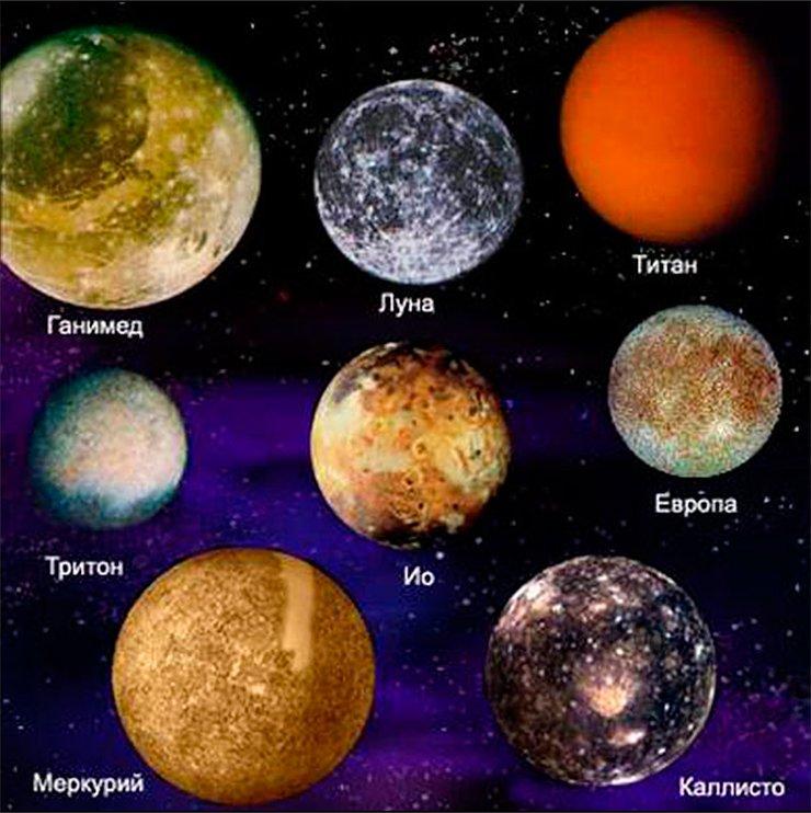 ио спутник планеты