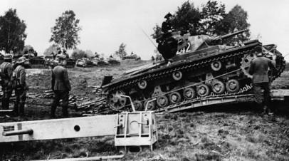 война германии с францией 1940