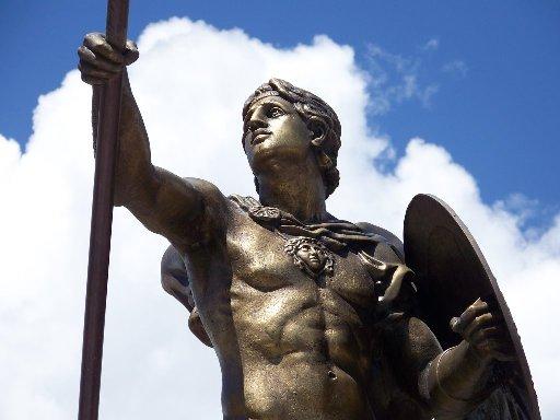 сообщение на тему александр македонский