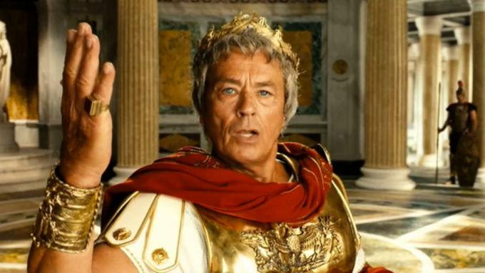 как погиб цезарь