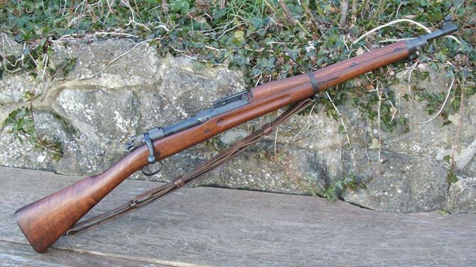 спрингфилд оружие