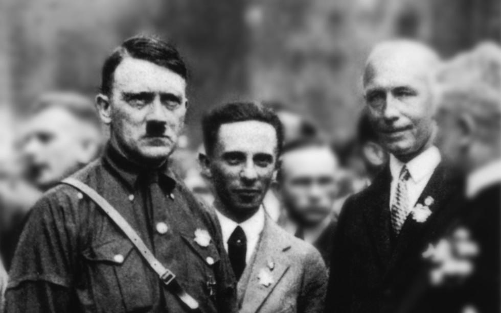 приход нацистов к власти в германии год