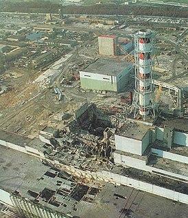 когда был взрыв в чернобыле