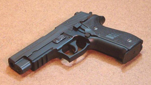 p226 пистолет